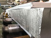 Brazed alloy stock