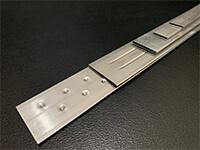 Welded aluminum tubing