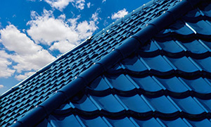 Aluminum roofing & wall system