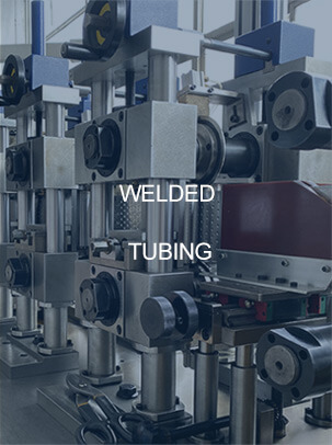 welded tubing
